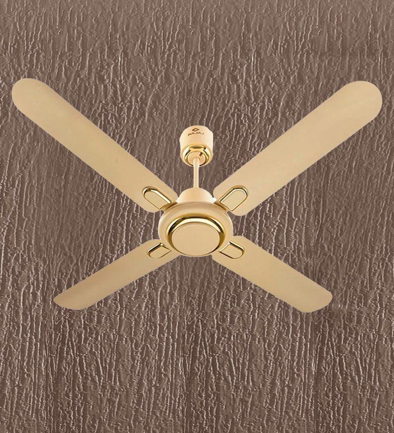 Buy Bajaj Regal Gold 4 Blade Ceiling Fan Online Ceiling Fans Ceiling Fans Hardware