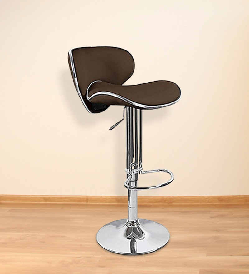 Bar Chair in Brown Colour by Exclusive Furniture