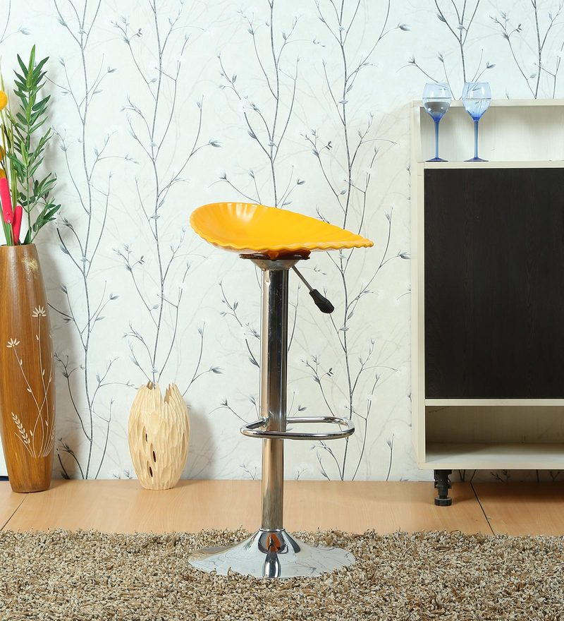 Barstool in Yellow Colour by FullStock
