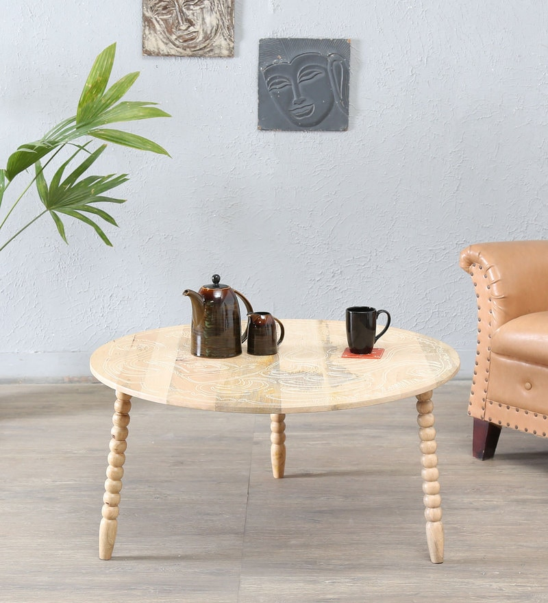 Bartok Coffee Table  by Bohemiana