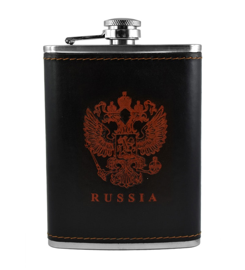 Bar World 266 ML Hip Flask