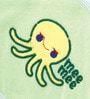 Baby Towel in Green Colour by Mee Mee