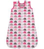 Bacati Elephant Pink Grey Sleep Sack