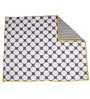 Yellow Pin Dots Grey 10 CS Crib Set by Bacati
