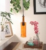 Bandra Flea Market Transparent Glass Wind Pipe Pendant