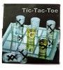 Bar World Tic-Tac-Toe Drinking Game Set