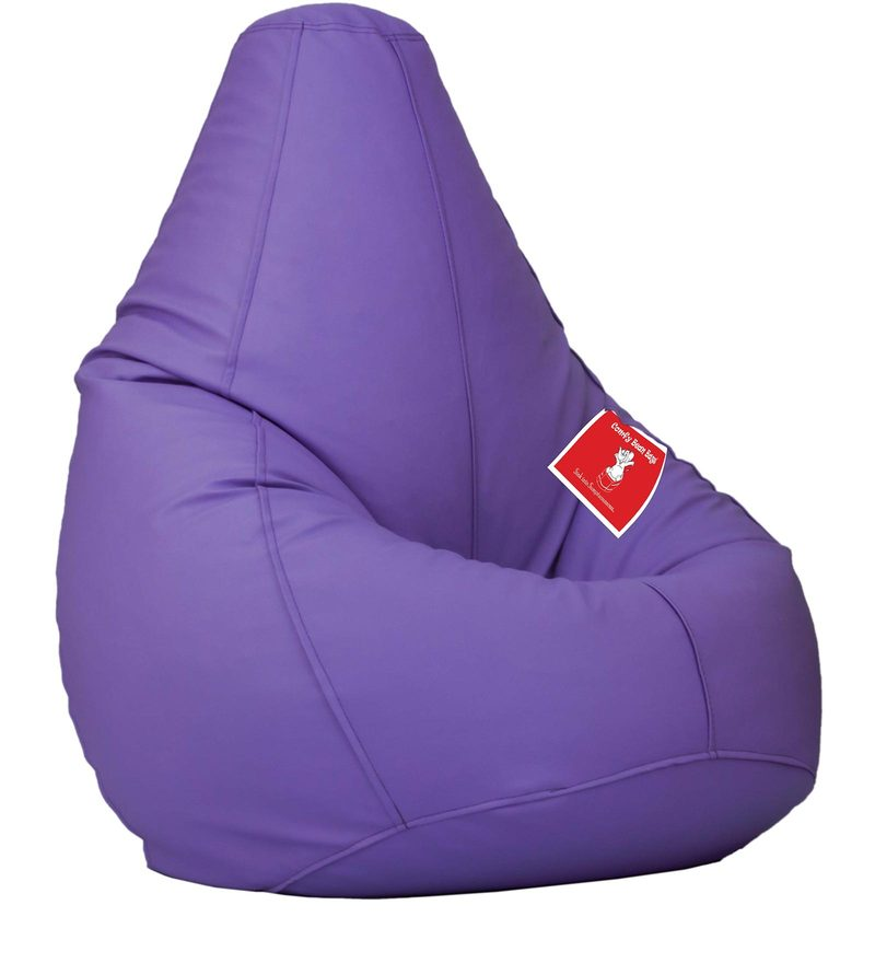 Bean Bag Cover in Lavender Colour by Comfy Bean Bags