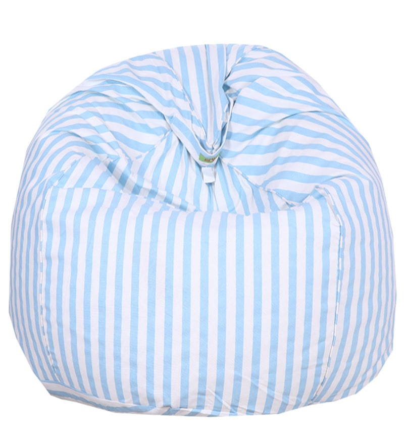 ORGANIC COTTON Bean Bag Cover In Multicolour By Reme Good Looking