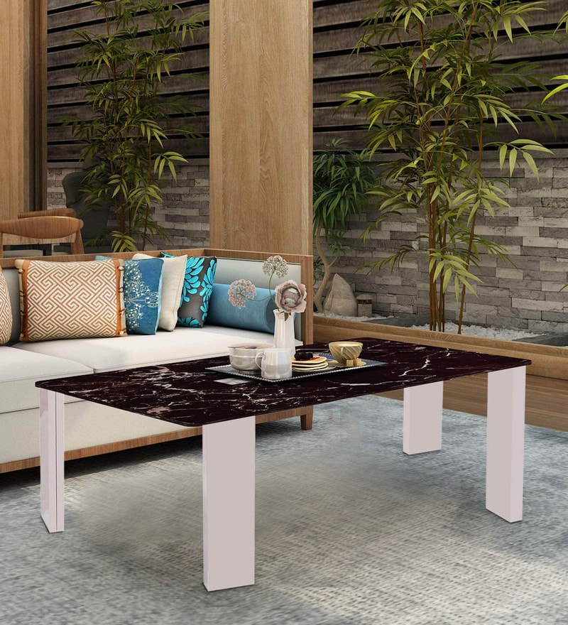 Buy Jade Center Table In Walnut Finish By Home Online