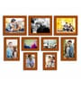 Art Street Family Tree black Fiber  Photo Frame
