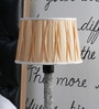 Brown Poly Cotton Lamp Shade by Beverly Studio