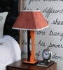 Beverly Studio Pink Poly Cotton Table Lamp