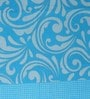 Turquoise 100% Cotton King Size Bedsheet - Set of 3 by BIANCA