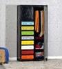 Cassiar Cabinet in Multi-Color Finish by Bohemiana