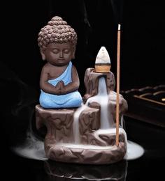 [Image: blue-polyresin-monk-buddha-smoke-flow-in...06nqqr.jpg]