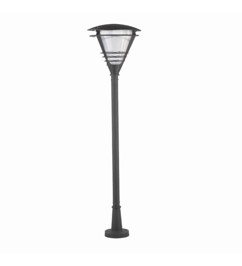 Black Aluminium Outdoor Walk Way Light by SuperScape Outdoor Lighting