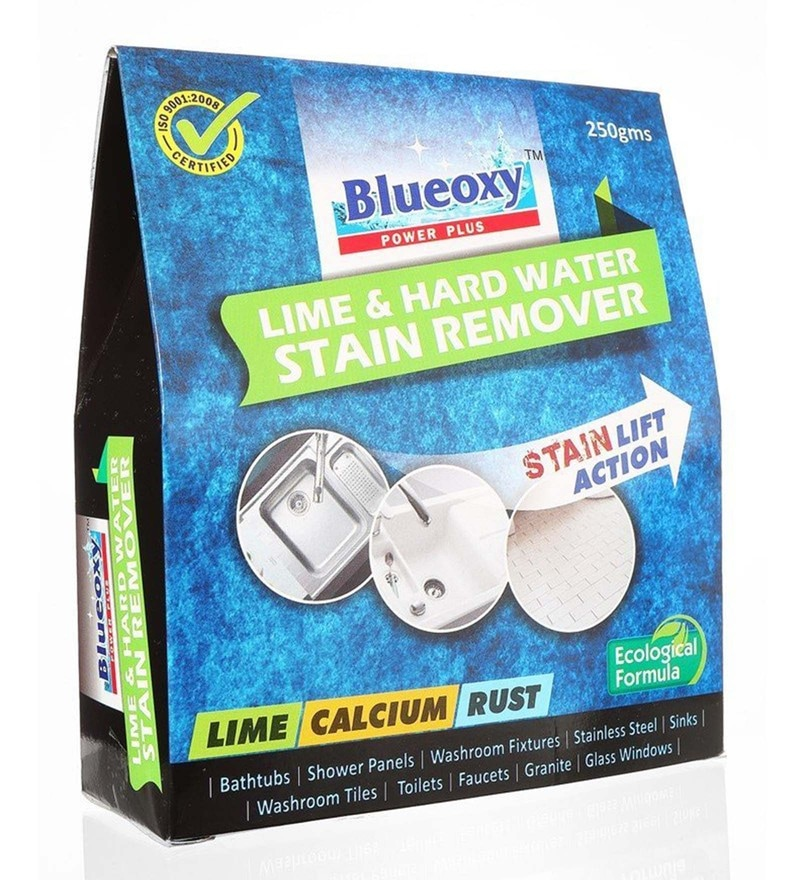BlueOxy Lime & Hard Water Stain Remover