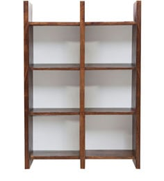 Book Shelf In Wenge Finish By Exclusive Furniture - 1329615