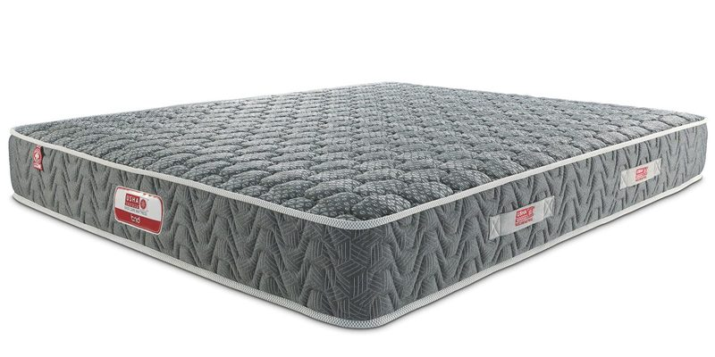 Bond Dual High Density (HD) Rebonded Foam Mattress by Usha Shriram Back Care Mattress