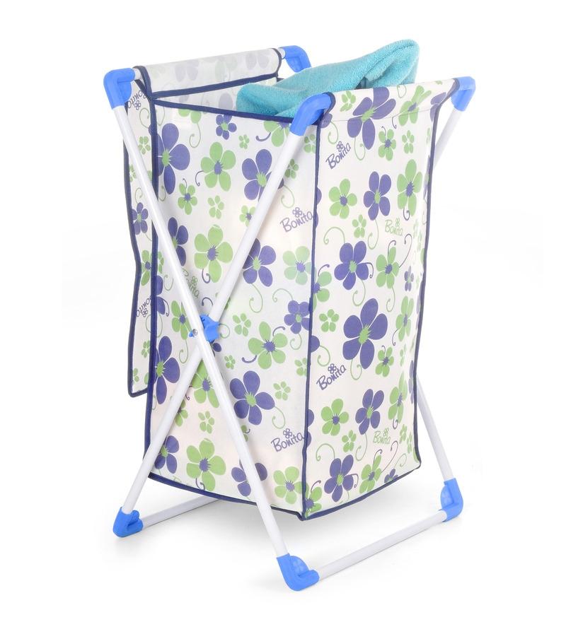 Bonita Cesta Non-Woven 15 L Multicolour Laundry Basket