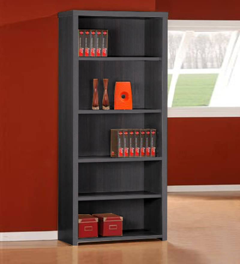 Book Shelf in Espresso Finish by Evergreen