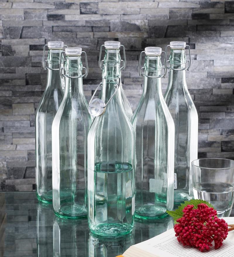Borgonovo Wilma Bottiglia Glass 1 L Bottle