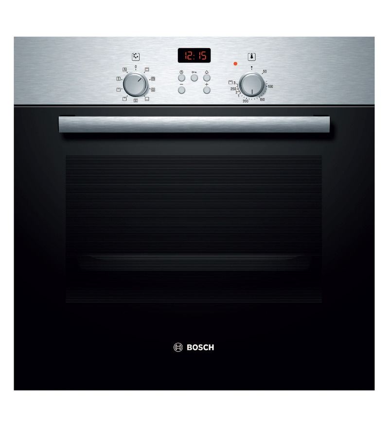 BOSCH Built-in Oven 66 L With 8 Cooking Functions