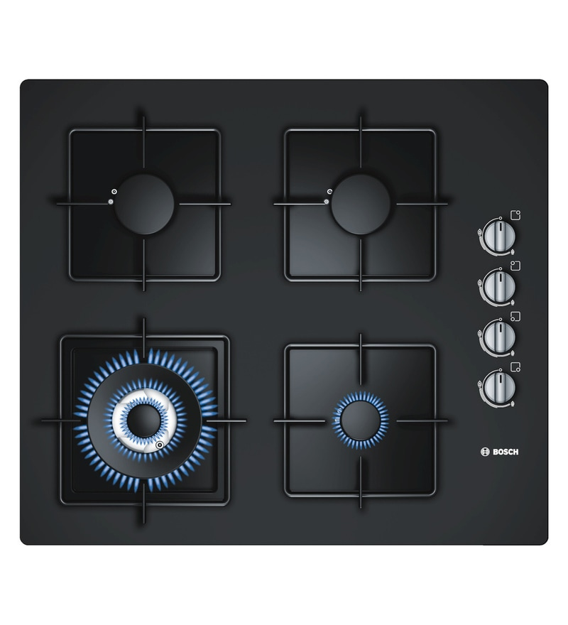 BOSCH Glass 4 Burner Hob