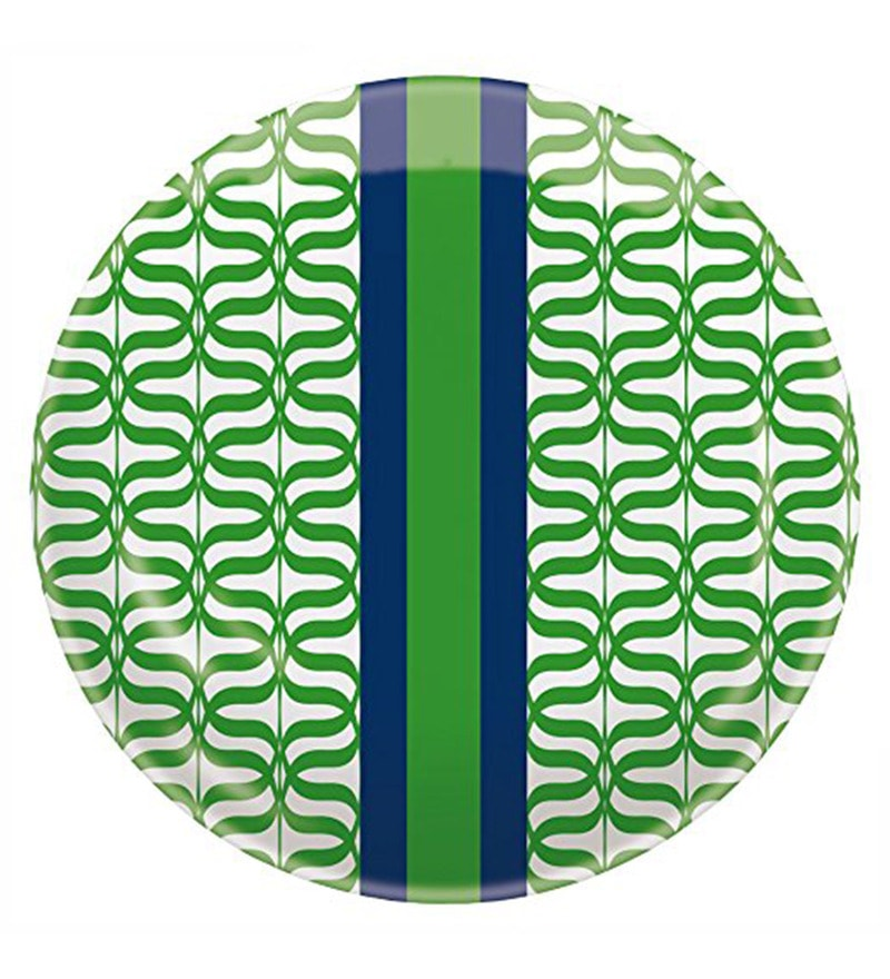 Boston International Jacki Melamine Salad Plate