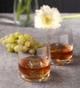 Bohemia Crystal Glass 290 ML Whisky Glasses  - Set of 6