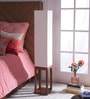 Keri Floor Lamp in Cream by Casacraft