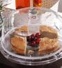 Borgonovo Palladio 4-In-1 Glass Cake Tray