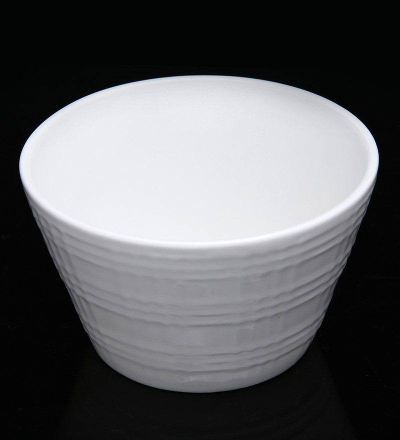 Bp Bharat Bmw Fine Bone China Soup Bowl - Set of 12