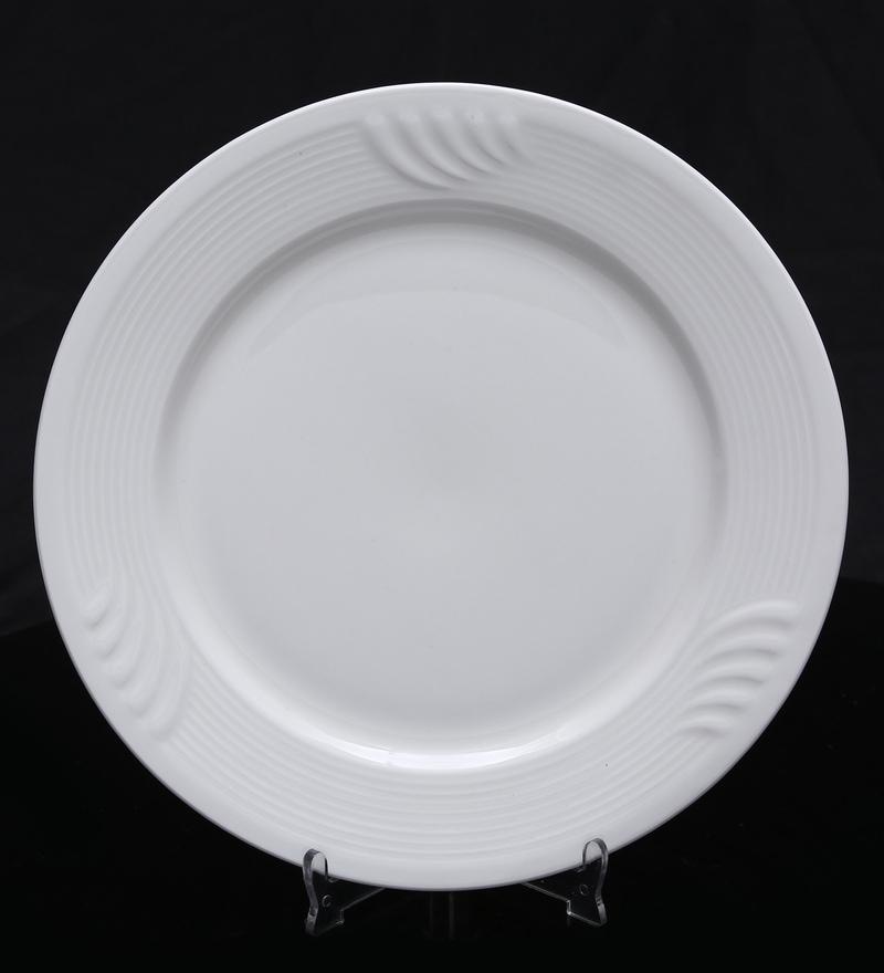 Bp Bharat Harmony Fine Bone China Plate - Set of 12