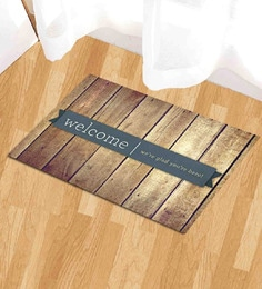 Door Floor Mats Buy Bathroom Door Mats Online In India At Best