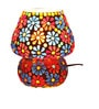 Multicolour Glass Table Lamp by Brahmz