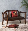 Tytler Bench in Provincial Teak Finish by Amberville