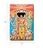 Bravado Multicolour Fibre Board Jimi Hendrix Bold As Love Fridge Magnet