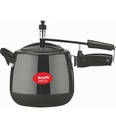 Butterfly Superb Plus Aluminium 2 Ltr Pressure Cooker With Inner Lid