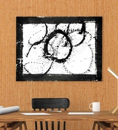 Canvas & Wood 42 X 2 X 30 Inch Links Framed Digital Art Print
