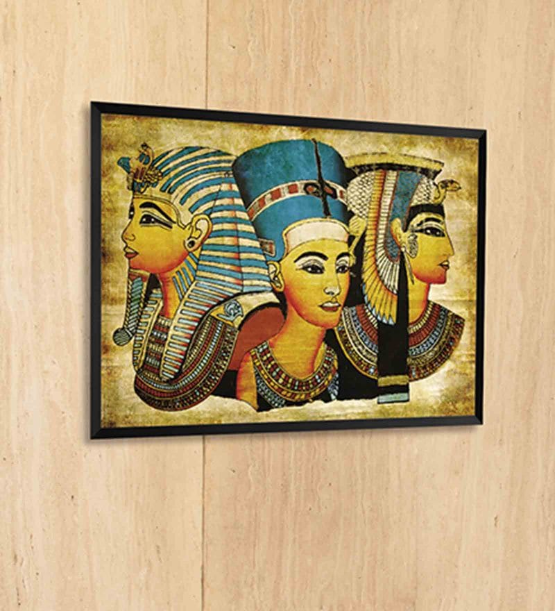 Canvas 24 x 18 Inch Framed Digital Art Print by Wallskin
