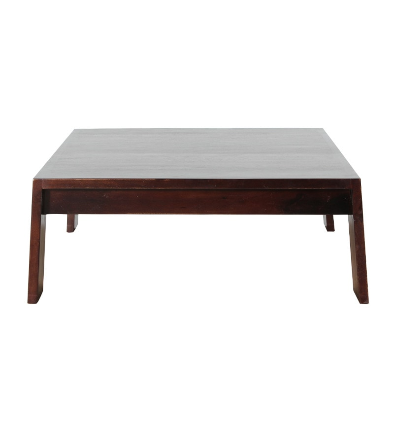 Cassia Sheesham Wood Coffee Table by Mudramark Online Coffee
