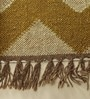 Camel & Tobacco Jute 72 x 48 Inch Area Rug by Carpet Overseas