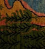 Carpet Overseas Handknotted Wool Pile Scenic Design Area Rug