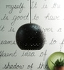 Lara Pendant Lamp In Black by CasaCraft