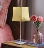 Lima Table Lamp in Yellow by CasaCraft