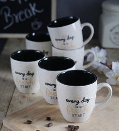 Mugs Online: Buy Coffee Mugs Online in India at Best Prices - Pepperfry