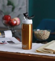 Celebration Gift H2O Stainless Steel 600 ML Trendy Water Bottle