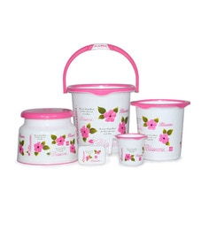 Buckets: Buy Plastic Buckets & Tubs Online In India at Best Prices