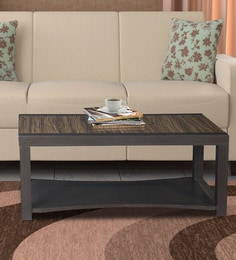 Center Table In Wenge Finish By Crystal Furnitech - 1593791